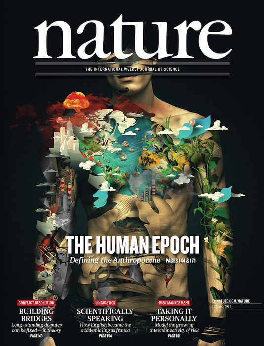Cover of Nature
